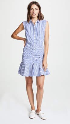 Veronica Beard Ruched Dress