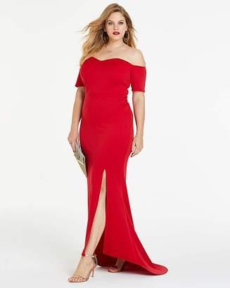 Bardot Simply Be By Night Maxi Dress