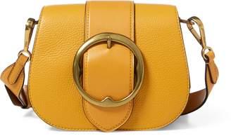 Ralph Lauren Pebbled Leather Lennox Bag