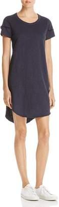 Wilt Layered Sleeve T-Shirt Dress