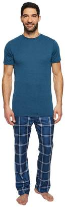 Kenneth Cole Reaction Poly Sleep Set Men's Pajama Sets