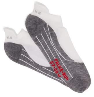 Falke - Ru4 Invisible Running Socks - Womens - White Multi