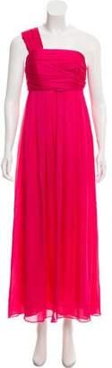 Emilio Pucci Silk Evening Dress