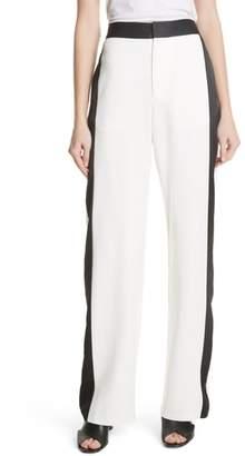 MM6 MAISON MARGIELA Side Stripe Jersey Trousers