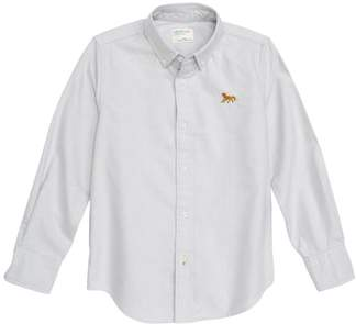 J.Crew crewcuts by Critter Oxford Shirt