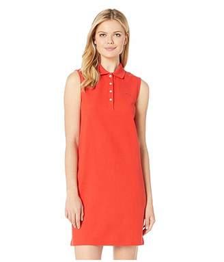 Lacoste Sleeveless Classic Polo Dress