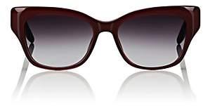 Barton Perreira Women's Aloha Sunglasses-Red