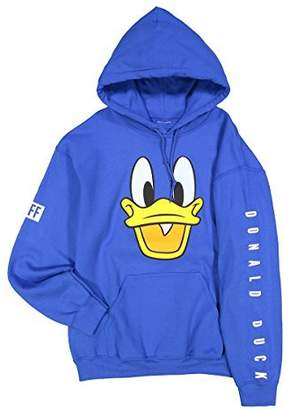 Neff Men's Disney X Donald Duck Pullover Hoodie Sweatshirt