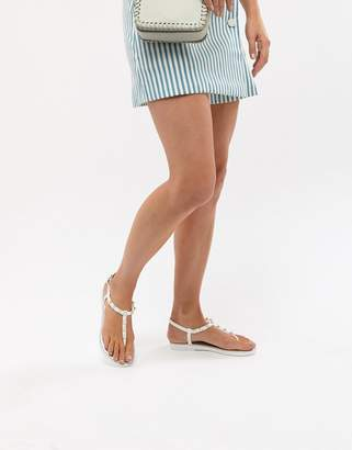 Miss KG Ricky Jelly Flat Sandals
