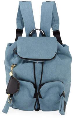 See by Chloe Joy Rider Denim Backpack