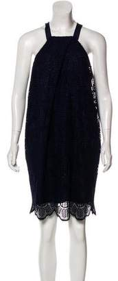 Trina Turk Lace Knee-Length Dress w/ Tags