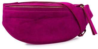 Nanushka top zipped belt bag