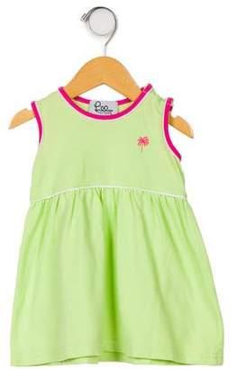 Lilly Pulitzer Girls' Sleeveless Knit Dress