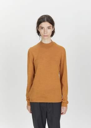 Bielo Wool Crewneck Sweater Camel