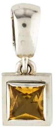 Kieselstein-Cord Citrine Pendant silver Citrine Pendant