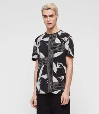 AllSaints Virginia Boarder T-Shirt