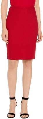 St. John Gail Knit Pencil Skirt