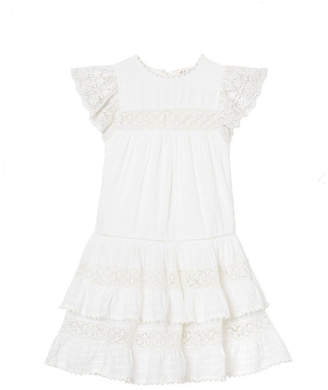 LoveShackFancy Kids Victorian Dress