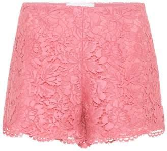 Valentino Lace shorts