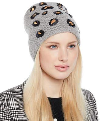 827014d7c90 Jennifer Behr Bengal Knit Embellished Beanie Hat