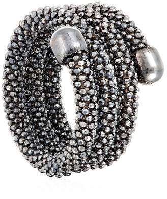 Durrah Jewelry - Graphite Spring Ring