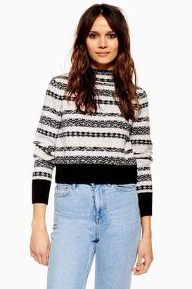 bef22d1ef709 Fair Isle Sweater Women - ShopStyle UK