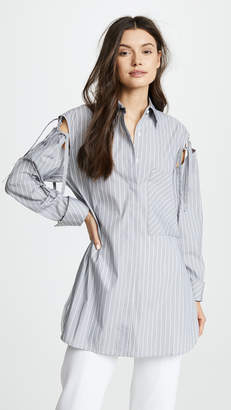 Edition10 Lace Up Tunic