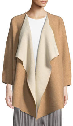Club Monaco Lydal Open-Front Cashmere Cardigan