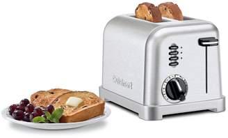 Cuisinart Metal Classic 2 Slice Toaster CPT-160C