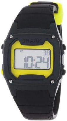 Freestyle (フリースタイル) - [フリースタイル]Freestyle 腕時計 SHARK CLASSIC SILICONE 10気圧防水 ブラック×イエロー 102279 メンズ 【正規輸入品】
