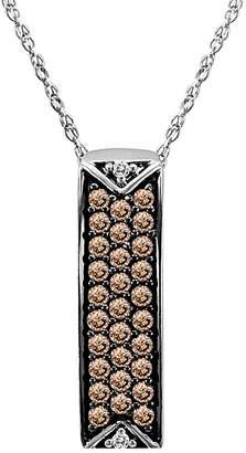 LeVian Le Vian Chocolatier 14K White Gold 0.30 Ct. Tw. Diamond Necklace