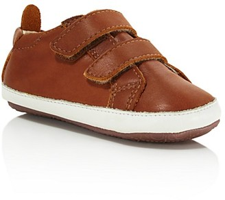 Old Soles Infant Boys' Two Strap Leather Sneakers - Baby, Walker $49 thestylecure.com