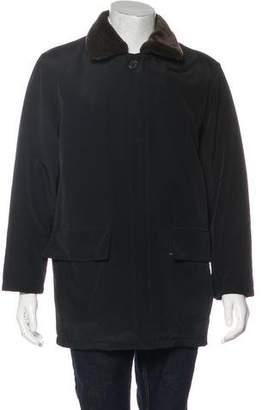 Barneys New York Barney's New York Lined Field Jacket