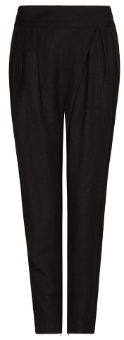 MANGO Wrapped Tapered Trousers