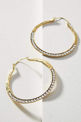 Lena Bernard Belle Hoop Earrings