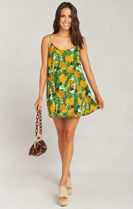 Show Me Your Mumu Bella Dress ~ Bananas