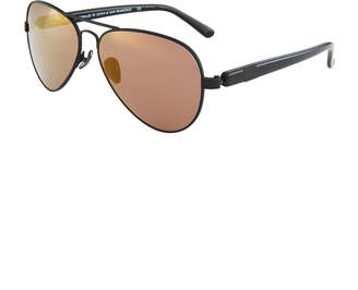 Westward Leaning Concorde Aviator Acetate Sunglasses