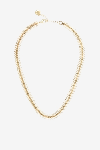 Bcbgeneration Spine-Chain Necklace