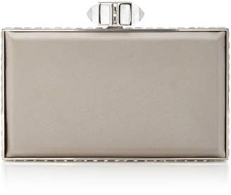 Judith Leiber Couture Coffered Rectangle Clutch