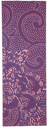 4mm Mulberry Cluster Yoga Mat
