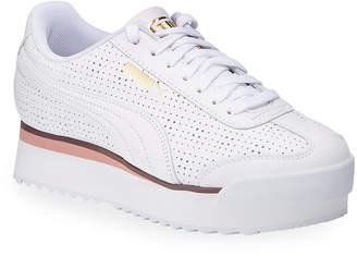 Puma Roma Amor Perforated Sneakers