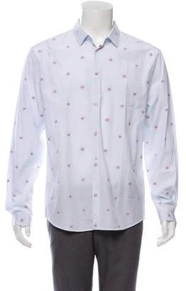Gucci 2017 25 Star Duke Shirt