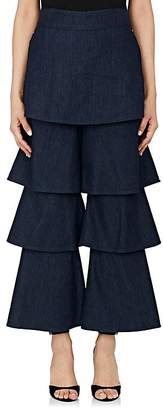 Osman Women's Felix Tiered-Leg Trousers