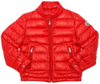 Moncler Acorus Nylon Down Jacket