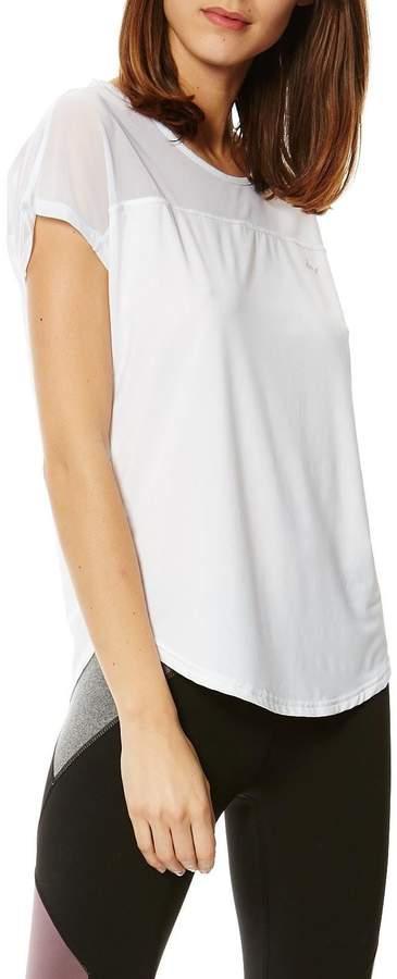 Only Play Malica - Kurzärmeliges T-Shirt - weiß