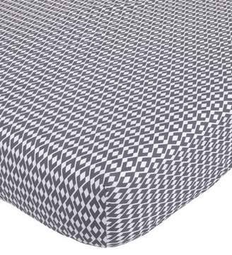 Petunia Pickle Bottom Southwest Skies Fitted Crib Sheet
