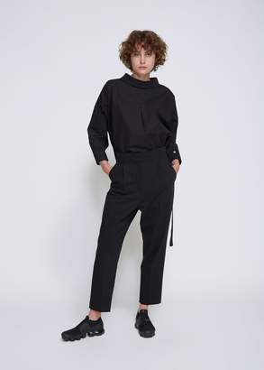 Ji Oh Cropped Loose Pant