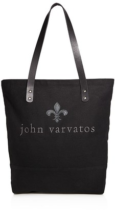 John Varvatos North/South Fleur-de-Lis Tote Bag $65 thestylecure.com