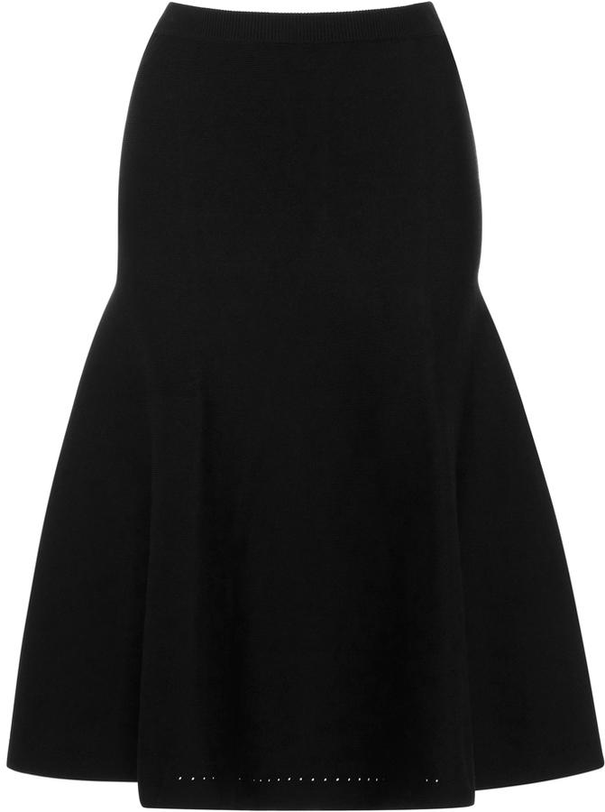 Cushnie Et OchsCushnie et Ochs Flared Midi Skirt