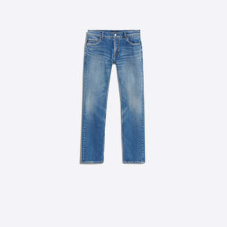 Balenciaga Denim twill slim fit jeans
